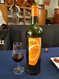 Vino naranja de Bodegas Díaz