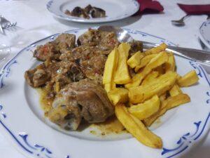Restaurante La Canal. Cadalso