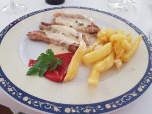 Restaurante Marcelino. Astorga