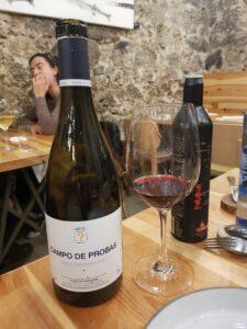 Restaurante Miga. La Coruña
