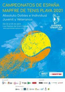 Campeonato de España Tenis Playa 2021